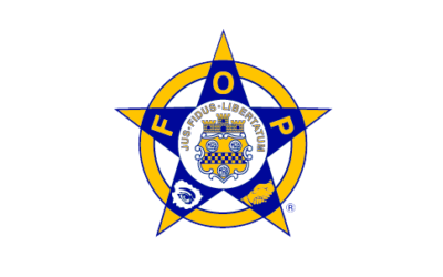 Larry H. James Honored with 2019 National President's Award from the National Fraternal Order of Police