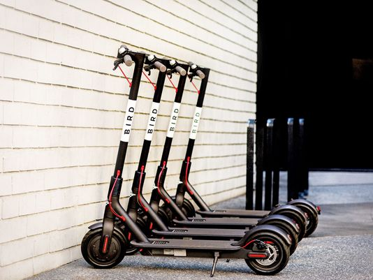 Ohio Passes Law Regulating Electric Scooters