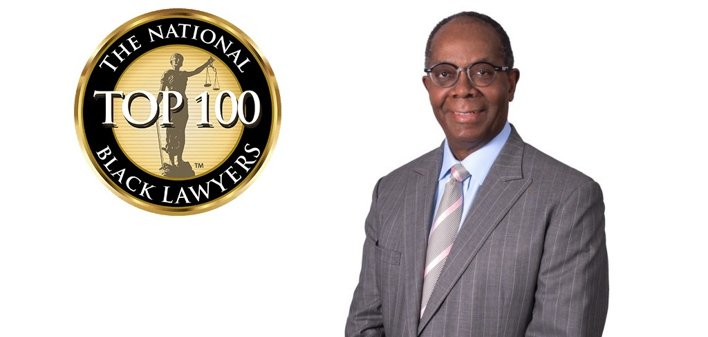 Larry James, Managing Partner at Crabbe, Brown & James, Selected for Membership in The National Black Lawyers Top 100